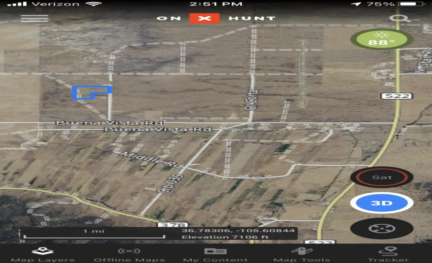 TBD Arkay Ranch Rd, Cerro, New Mexico 87519, ,Lots/land,For Sale,Arkay Ranch Rd,107713